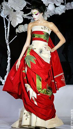 Galliano Runway