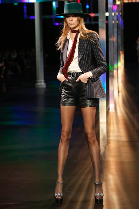 Saint Laurent - PFW